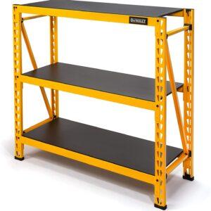 Dewalt 4-Foot Tall, 3-Shelf